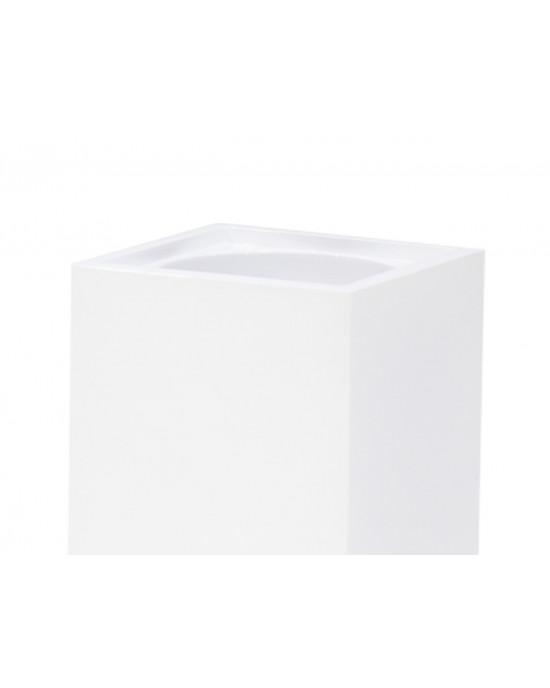 Yukka Restratta PLNT0159 In VP615-A Square Urn Medium
